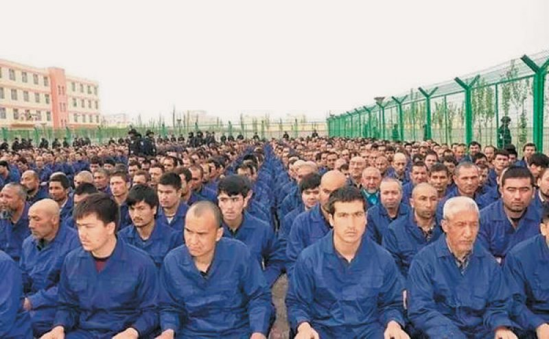 China denies having Muslim 'concentration camps,' tells US to 'stop interfering'