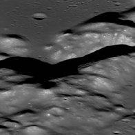 The moon is shrinking, and a new study shows it's racked by moonquakes
