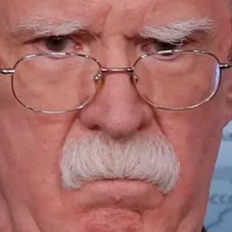 Is John Bolton the most dangerous man in the world?