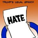 TRUMP HATE MAP