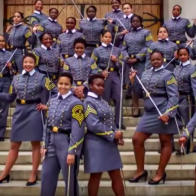 Black Female Cadets Make History At West Point