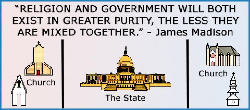Array - the strict separation of church and state   community   the      rh   thenewstalkers com