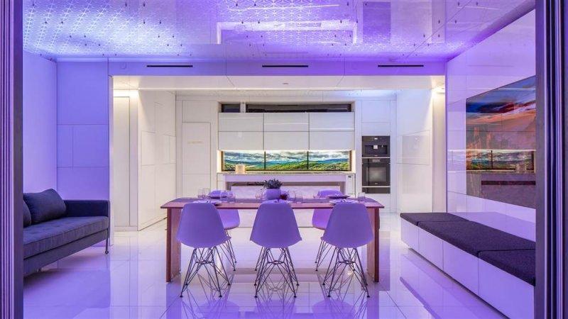Full FutureHAUS: Inside the hi-tech home of the future