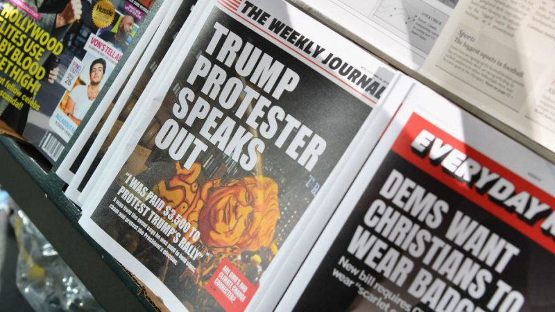 New Pew Survey Finds Americans Consider Made-Up News a Bigger Problem Than Terrorism