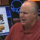 Rush Limbaugh blames Hillary Clinton for failed 'coup attempt' against Trump