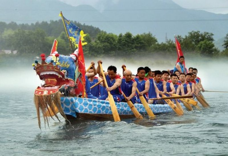 Today Was Dragon Boat Festival