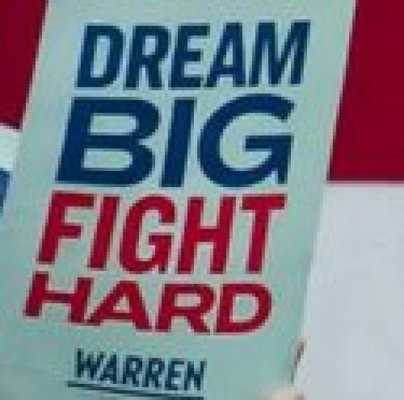 Elizabeth Warren gains momentum in the 2020 race plan by plan