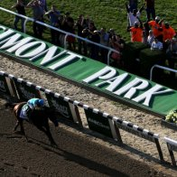 What Happened When A Novice Tried Out The Belmont Stakes Horse Race