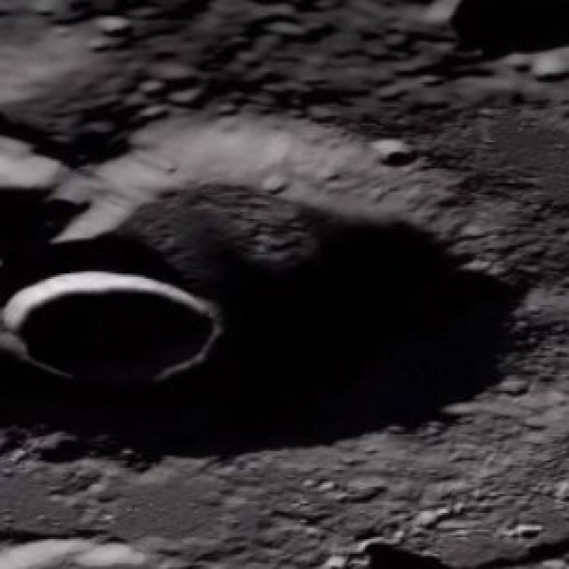The Moon's largest crater is hiding something, and astronomers don't know what