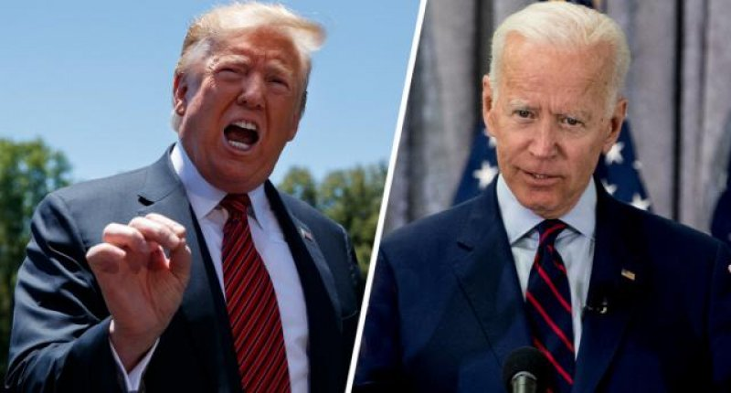 Trump says he wants to run against Biden: 'He's the weakest mentally'