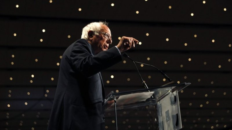 As Bernie Sanders Leans Into Socialism, His Rivals Laugh