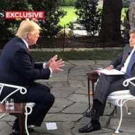 'I think I'd take it': In exclusive interview, Trump says he would listen if foreigners offered dirt on opponents