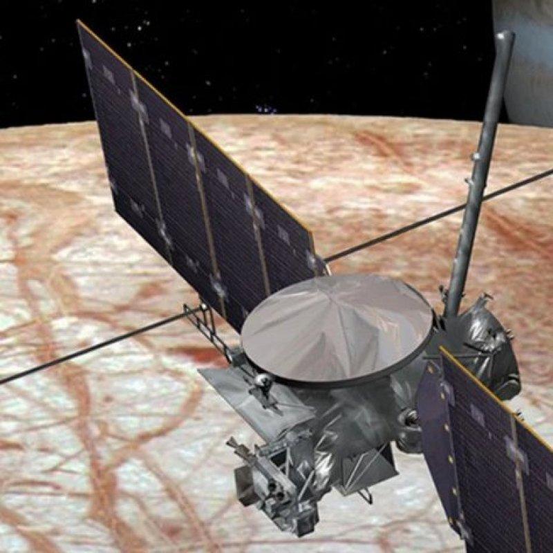 The Hidden Ocean Beneath Europa's Frozen Crust May Contain Basic Table Salt
