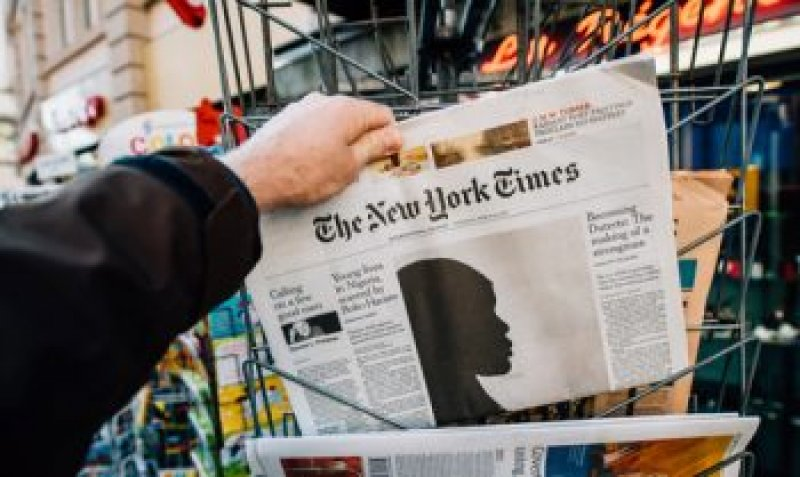 The NY Times Smears Free Speech in Dishonest New Article