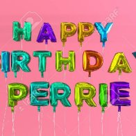 Happy Birthday Perrie!