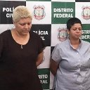 Brazilian mother, 27, and her lesbian lover, 28, 'tore off her nine-year-old son's penis before beheading him because he reminded her of her father'