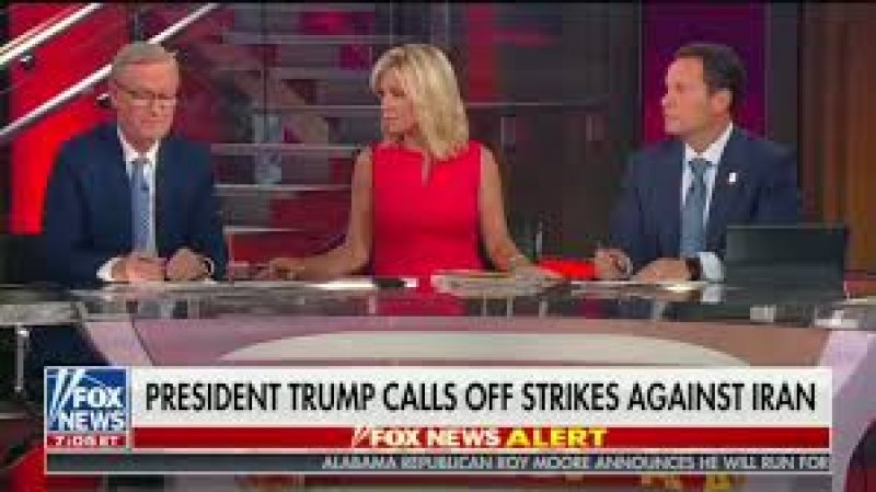 'Fox & Friends' Calls Donald Trump 'Weak,' Tries to Goad Him Into War With Iran
