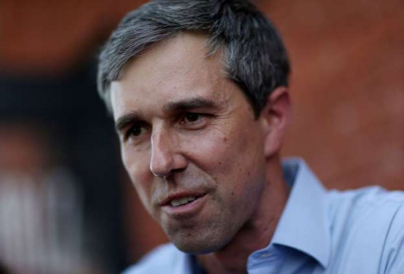 Democrat O'Rourke Proposes War Tax on Affluent U.S. Families Without Military members