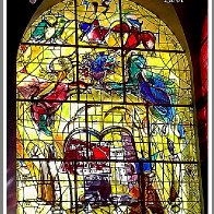 For The Culture-Appreciative Only - The Chagall Windows