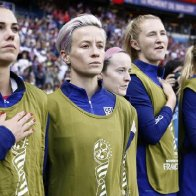Megan Rapinoe on USWNT's possible White House visit: 'I'm not going to the f---ing White House'