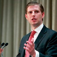 Eric Trump says he was spit on at Chicago restaurant