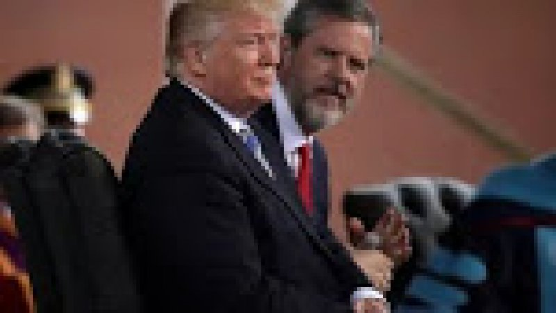 Falwell Jr. Flips Out On Christian Trump Critic With Least Biblical Line Ever