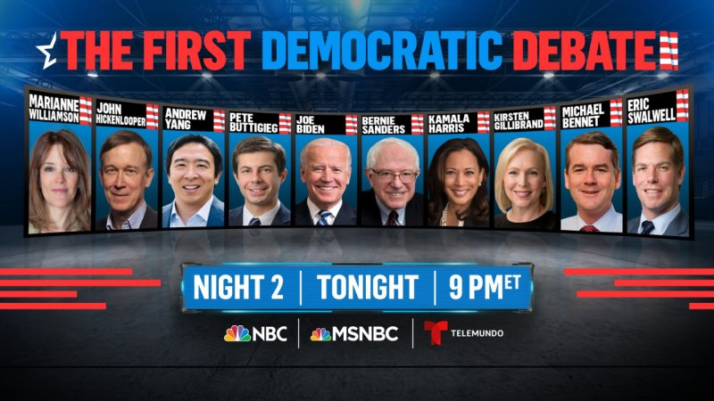 Democrats Kicking  Butt In Day Two Debate