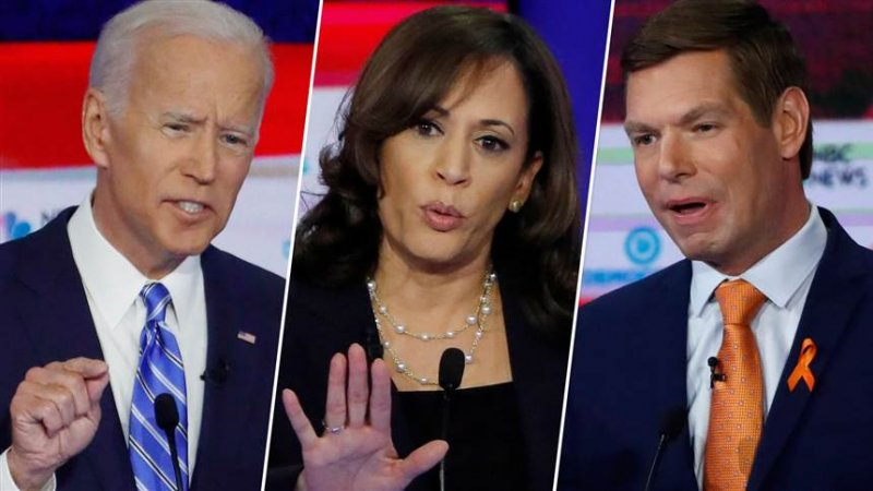 Watch First democratic debate highlights in five minutes, night two