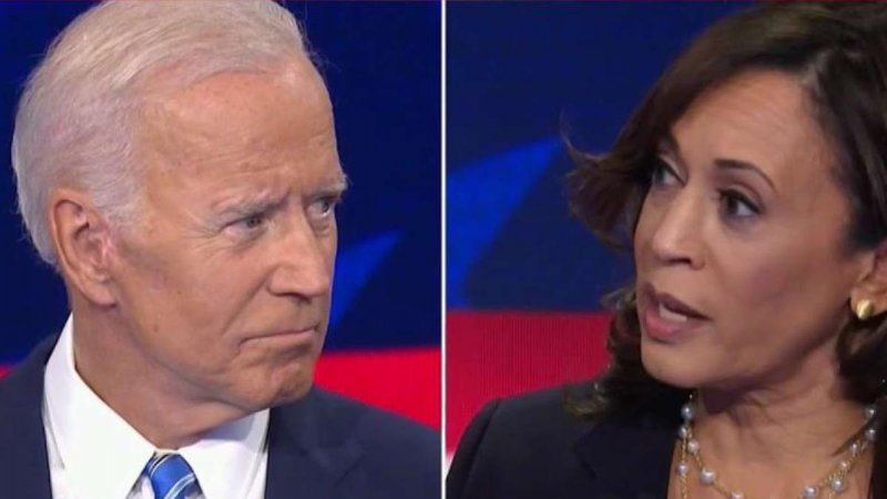 It Was More About Joe Biden's Failure To Respond Well To Kamala Harris Attack On Him , Then It Was About Harris Herself