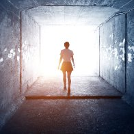 Can science explain what people see and feel during a near-death experience?