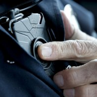 Should police body cameras have facial recognition tech? Axon, the largest U.S. maker of devices, says no