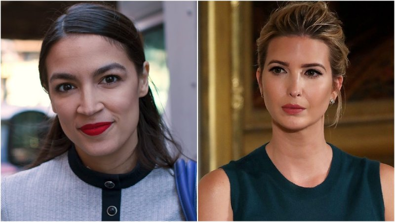 Some People Think Ivanka Trump Is Awesome And Alexandria Ocasio-Cortez Isn't, Which Is Why You Shouldn't Care What People Think