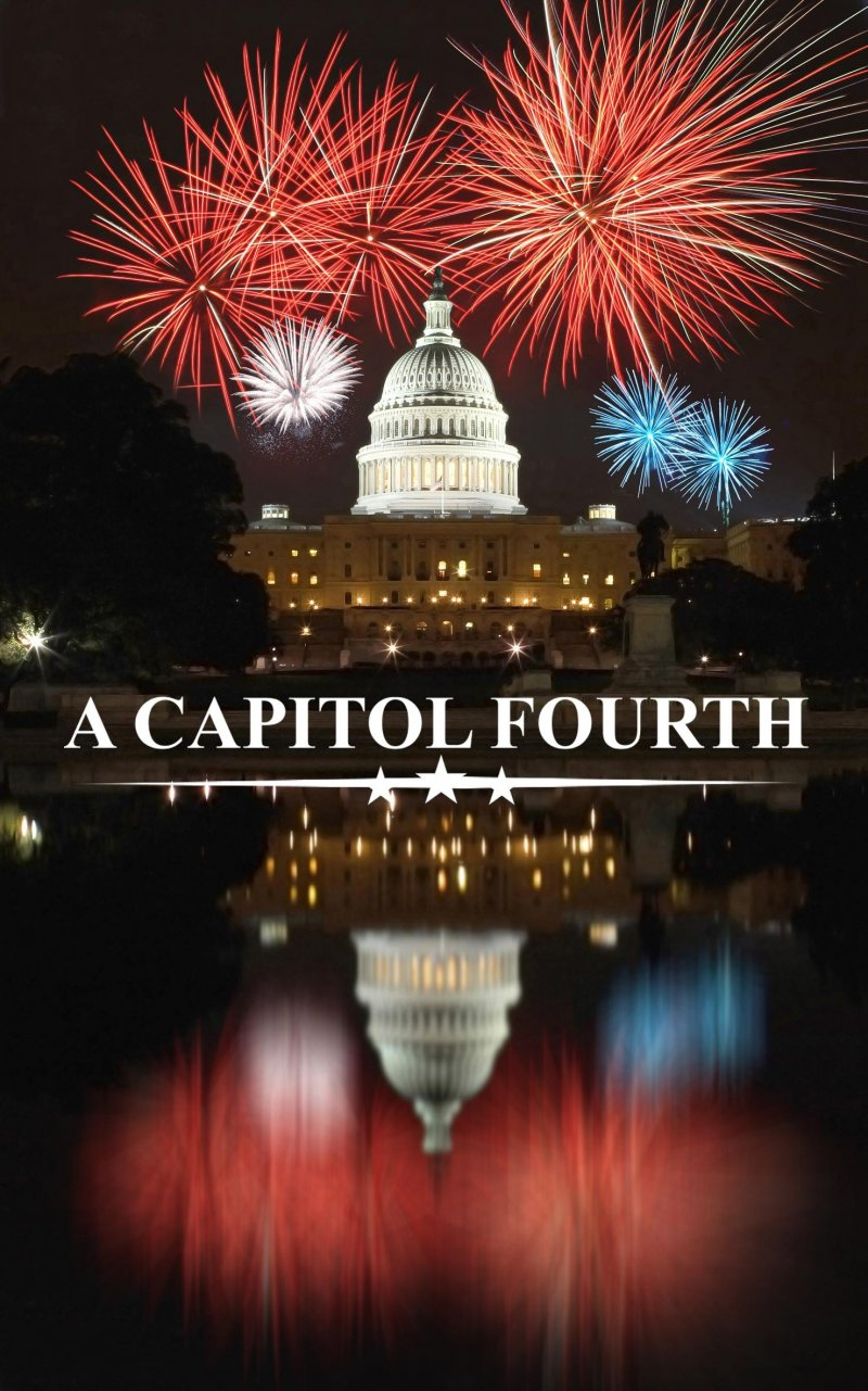 "Traditional ""A Capitol Fourth"" To Compete For Attention With Trump Extravaganza"