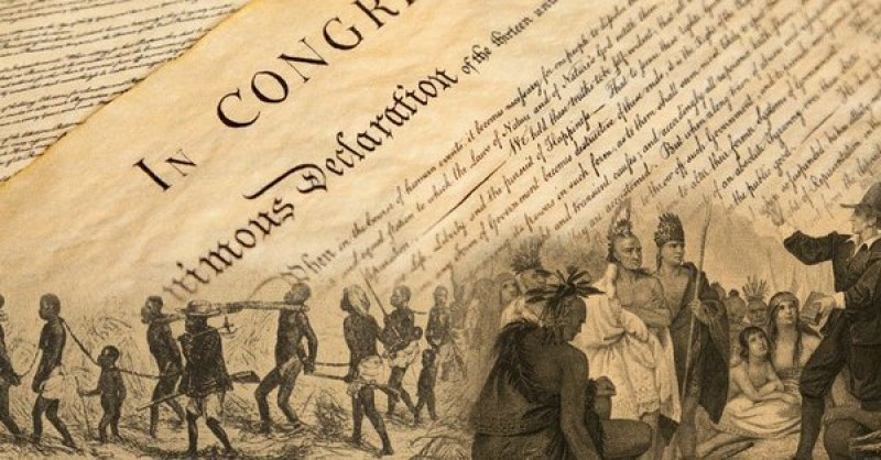 Fourth of July's ugly truth exposed: The Declaration of Independence is sexist, racist, prejudiced