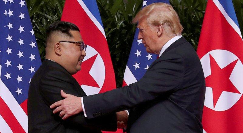 US 'hell-bent' on hostility despite talks, North Korea says