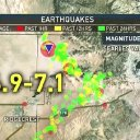 7.1 magnitude earthquake shakes Southern California