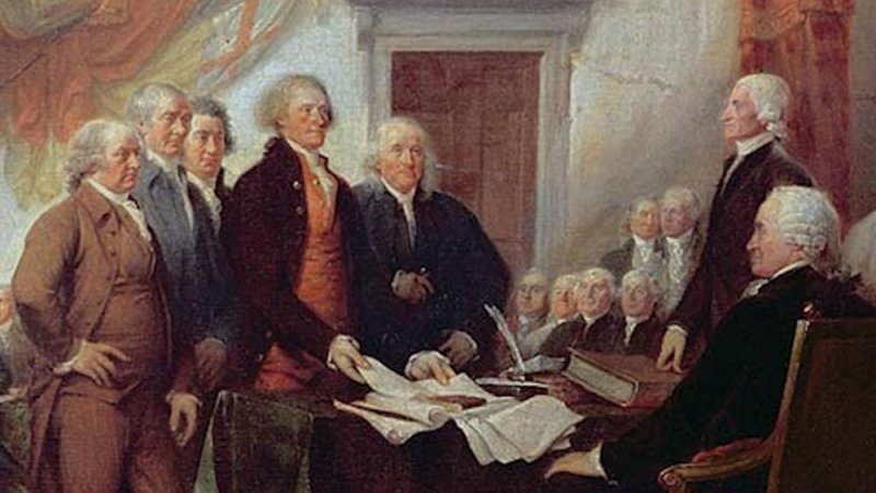 The Founders Would Gag at Today's Republicans  ---  The cult of Trump has embraced values and beliefs that Jefferson, Washington and Lincoln abhorred.