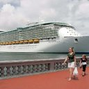Toddler falls to her death after grandfather dangles her from cruise ship