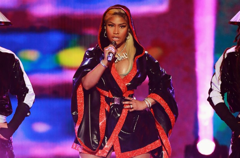 Nicki Minaj cancels Saudi Arabia concert after complaints from human rights groups