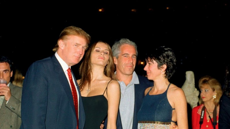 "JUST ""HIM AND EPSTEIN"" AND ""28 GIRLS"": FLORIDA MAN DROPS A DIME ON TRUMP"