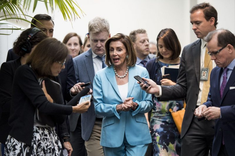 Pelosi's Sharp Message for Democrats Finds Receptive Audience