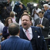 Sebastian Gorka at the center of Rose Garden ruckus following Trump event Hunter Walker,Yahoo News 10 hours ago