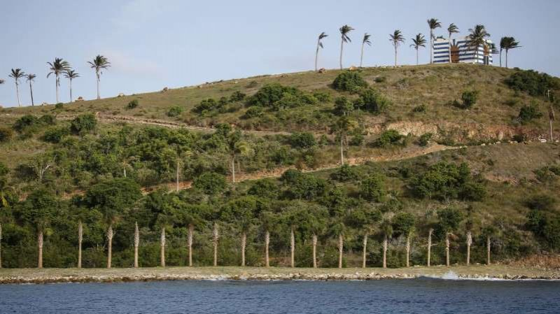 The Mystery Surrounding Jeffrey Epsteins PRIVATE ISLAND