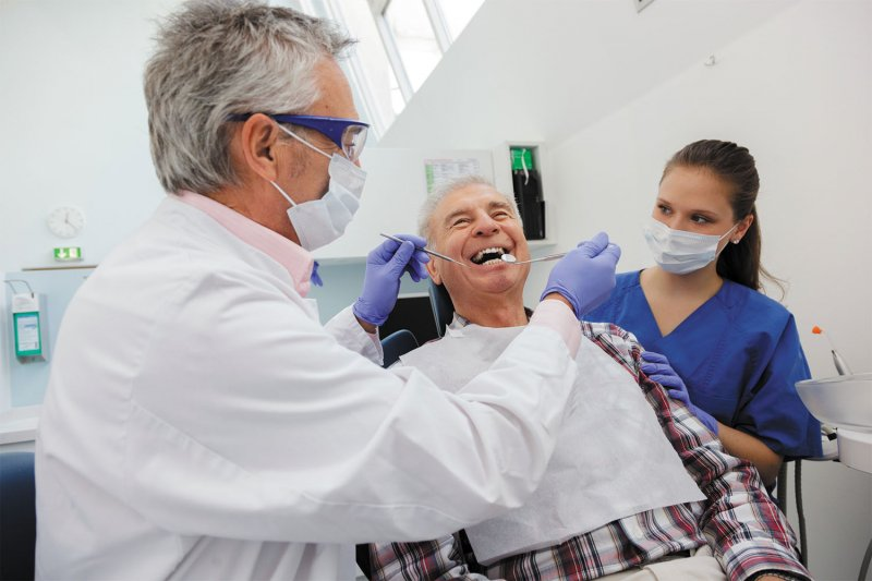 Gum disease and heart disease: The common thread