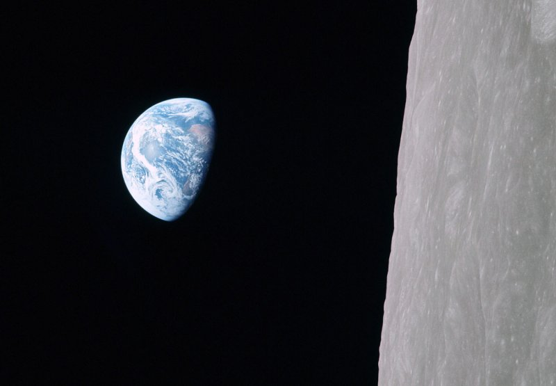 Apollo astronauts celebrate 50 years since first moon landing