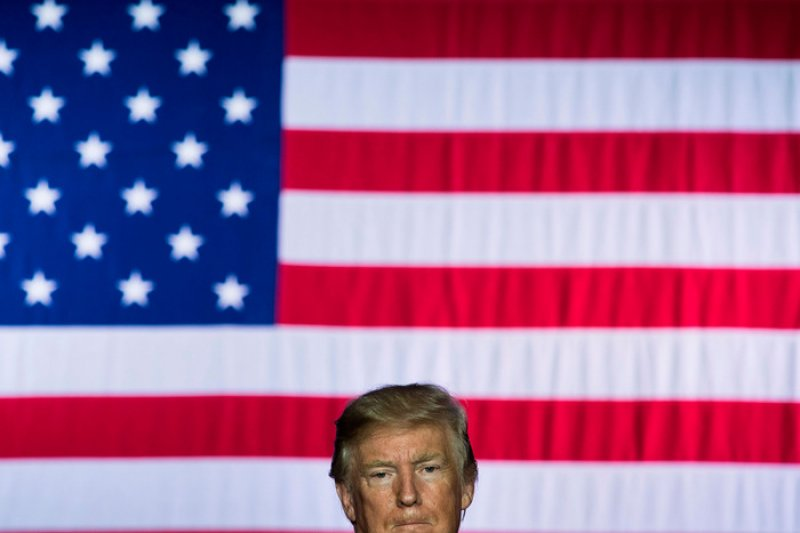Trump Is the Most Unpatriotic Presidential Candidate in American History