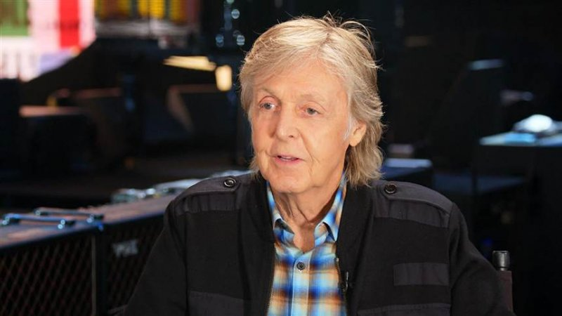 Paul McCartney talks hits and history with Al Roker