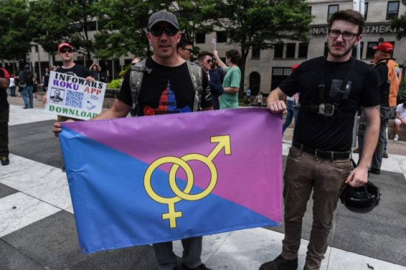 Another 'straight pride' parade plans draw critics: 'That's all hate crime stuff to me'
