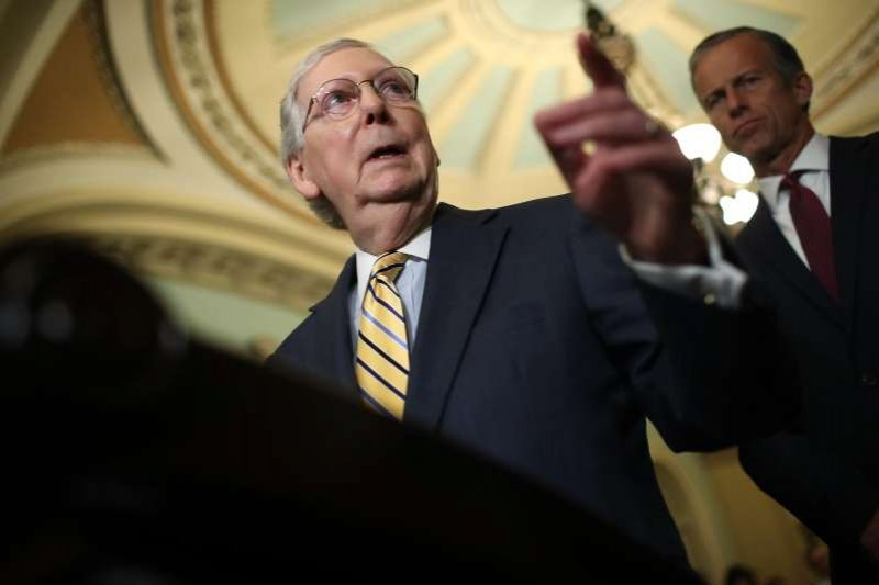 Mitch McConnell Received Donations from Voting Machine Lobbyists Before Blocking Election Security Bills