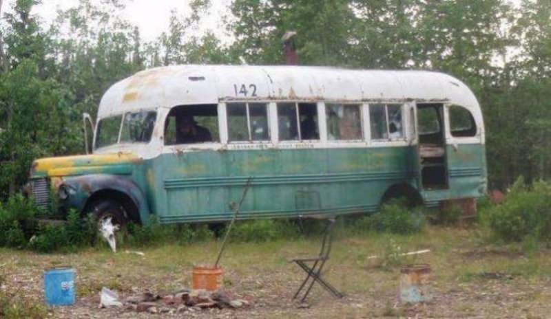 Woman dies in Alaska trying to reach famed 'Into the Wild' bus